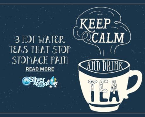 Hot Water Teas