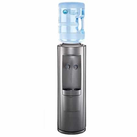 cold water dispenser black