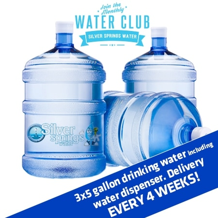 3x5 drinking water