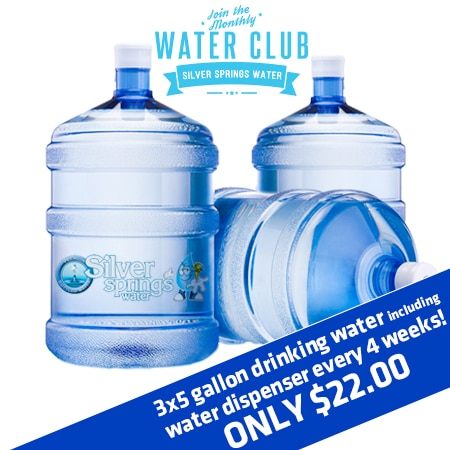 5 Gallon Drinking Water