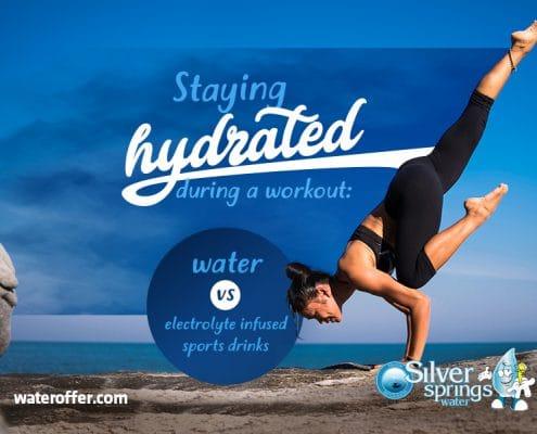 Water vs. Electrolyte