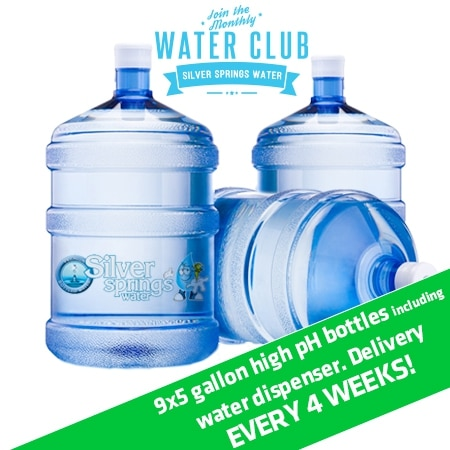 9x5 high ph water